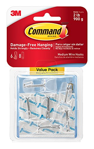 command-wire-toggle-hook-value-pack-medium-clear-6-hooks-17065clr-6es