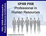 img - for SPHR PHR Professional in Human Resources Certification 5 Hour, 5 Audio CD Review Course SPHR/PHR [Audio CD] book / textbook / text book
