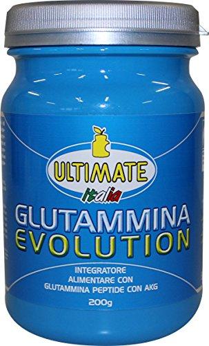 Ultimate Italia Glutammine Evolution Glutammina Peptide - 200 gr