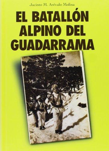 El batallón alpino del Guadarrama