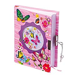 Diary Butterfly
