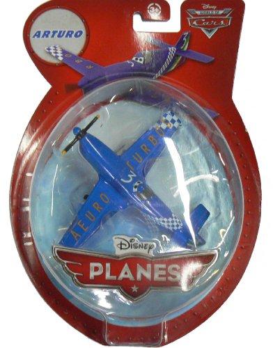 Disney Planes - Arturo Premium Die-Cast with Spinning Propellers