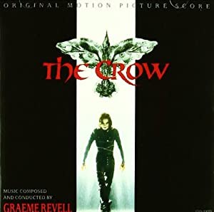 Revell The Crow Film Score by Varese Sarabande