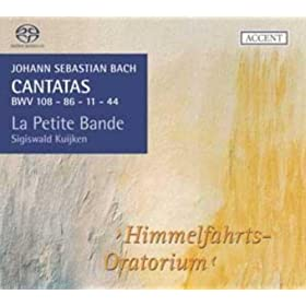 Bach: Cantates (Int�grale, volume 10)