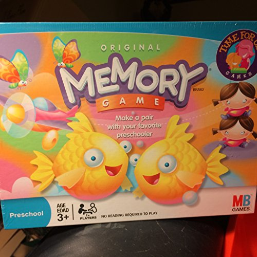 Original Memory Game Preschool Time For Us - 1
