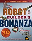 Robot Builder's Bonanza, Third Edition (0071468935) by Gordon McComb