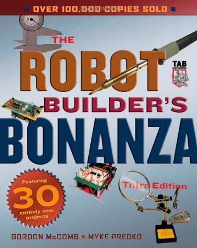 Robot Builder's Bonanza, Third Edition PDF