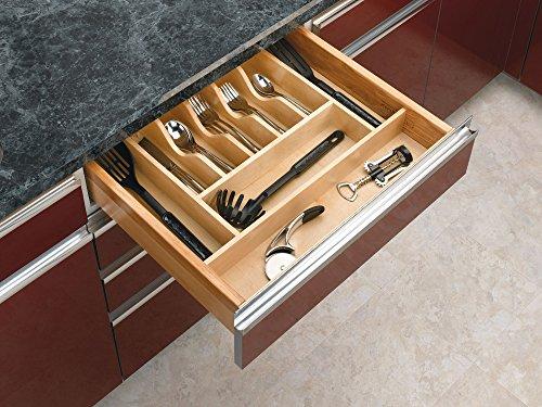 Rev-A-Shelf - 4WCT-3SH - Short Cutlery Tray Insert