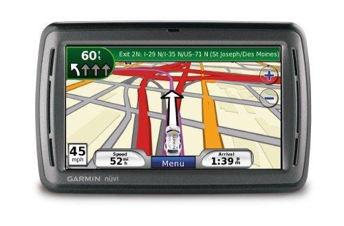 Garmin nüvi 855 4.3-Inch Widescreen Portable GPS Navigator with Speech Recognition