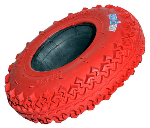 MBS T3 Tire - Red - Single