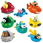 Octonauts Mini Gup Speeders - Complet...