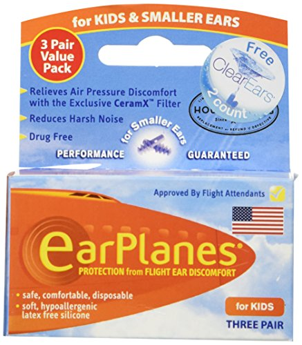ear pressure relief flying