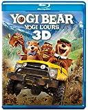 Yogi Bear 3D [Blu-ray 3D + Blu-ray] (Bilingual)