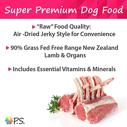 187 Ps For Dogs 100 Hypoallergenic Dog Food No More Paw
