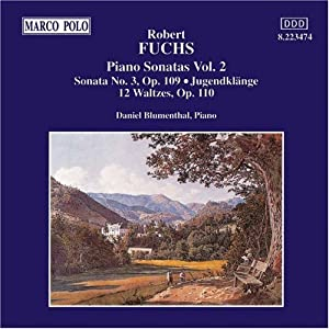 Fuchs: Piano Sonatas, Vol. 2