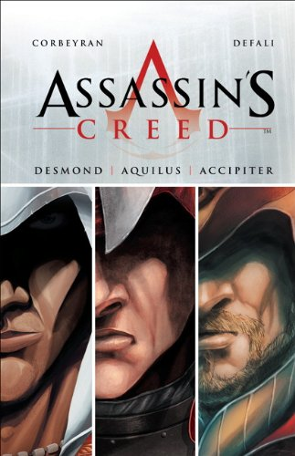 Assassins Creed Ankh Of Isis Trilogy HC