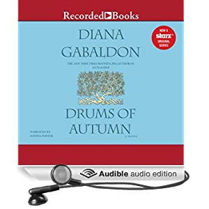 Drums of Autumn: Outlander, Book 4 (Unabridged)