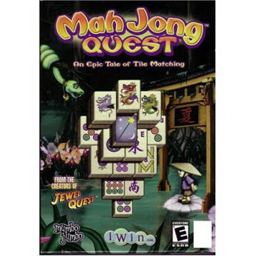 Mahjong Quest: An Epic Tale of Tile Matching
