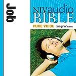 NIV Audio Bible, Pure Voice: Job    Zondervan Bibles