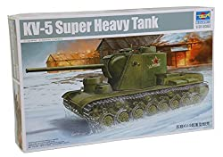 Trumpeter Kv 5 Super Heavy Tank Model Kit