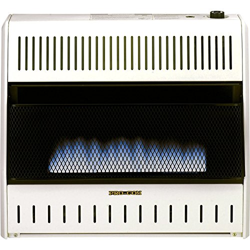 DUAL FUEL BLUE FLAME 30K (Procom Blue Flame Heater Blowers compare prices)
