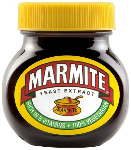 マーマイト 瓶入り 125g×4個