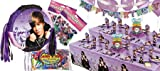 Justin Bieber Party Supplies Ultimate Party Kit