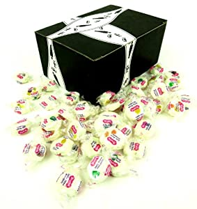 Brach's Jelly Bean Nougats, 2 lb Bag in a Gift Box