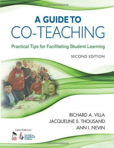 A Guide To Co-Teaching: Practical Tips For Facilitating Student Learning (Joint Publication)
