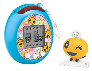 TamaTown by Tamagotchi Tama-Go - Blue with Memetchi
