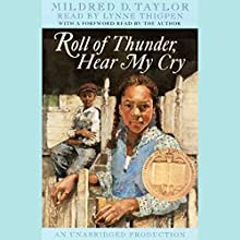 Roll of Thunder, Hear My Cry Audiobook by Mildred D. Taylor Narrated by Lynne Thigpen