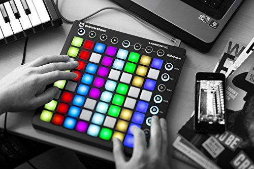 Novation LaunchPad MK2 | USB-MIDI-PAD-Controller Launch-Pad MKII | NEU - 5