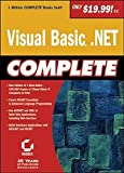 img - for Visual Basic .NET Complete book / textbook / text book
