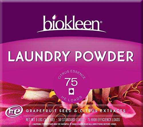 Biokleen Laundry Powder #5