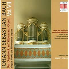 Trio Sonata for Organ No. 3 in D Minor, BWV 527: I. Andante