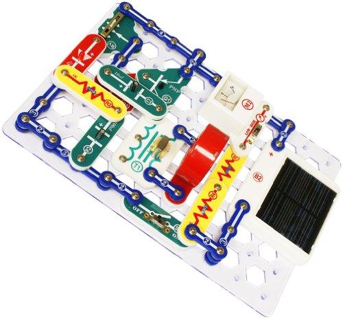 750种玩法,Elenco Snap Circuits SC-750电路积木图片