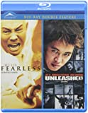 Jet Li's Fearless / Unleashed (Double Feature) [Blu-ray]