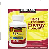 Kirkland Signature Sublingual B-12 5000 mcg, 300 Tablets