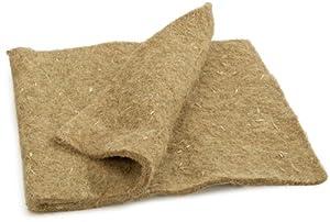 Hanf-Kuschelteppich