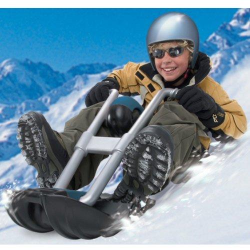 Wham-O Snow Hog Sled - Blaze Your Own Trail