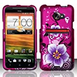 51HvLaGnGIL. SL160  Cell Phone Case Cover Skin for HTC Evo 4G LTE (Hibiscus Flowers)   Sprint