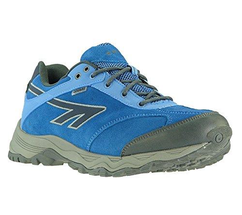 HI-TEC Women V-Lite Numaga I Schuhe Damen Trekkingschuhe Wanderschuhe Blau O003308/031, Größenauswahl:38.5