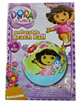 Nick Jr. Dora The Explorer Inflatable Beach Ball -16in Wide