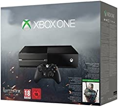 Console Xbox One + The Witcher 3 : Wild Hunt