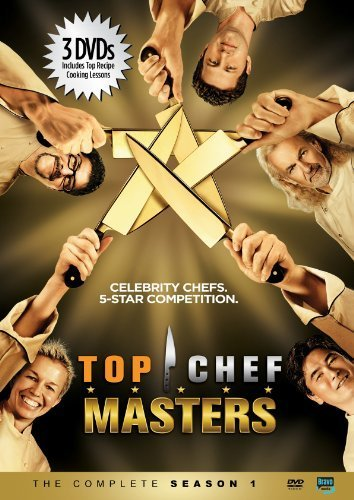 Top Chef Masters: Season 1 by A&E HOME VIDEO (Top Chef Masters compare prices)