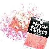 MystickFlakes オーロラピンク 乱切 1g