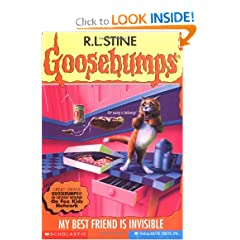 My Best Friend Is Invisible (Goosebumps, No 57)