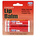 Rite Aid Lip Balm, Cherry