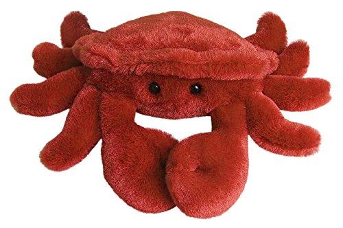 """Mini Flopsie Crab 6"""" by Aurora"""