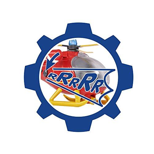 Elicottero Sam Il Pompiere : Giochi preziosi sam il pompiere elicottero di salvataggio